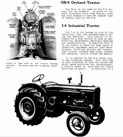 Farmall H Hv Service Manual Gss 5032 Tractor Repair Book