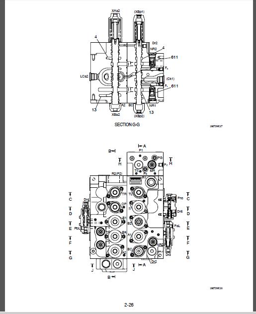 Hyundai R250lc-7 Crawler Excavator Workshop Repair Service