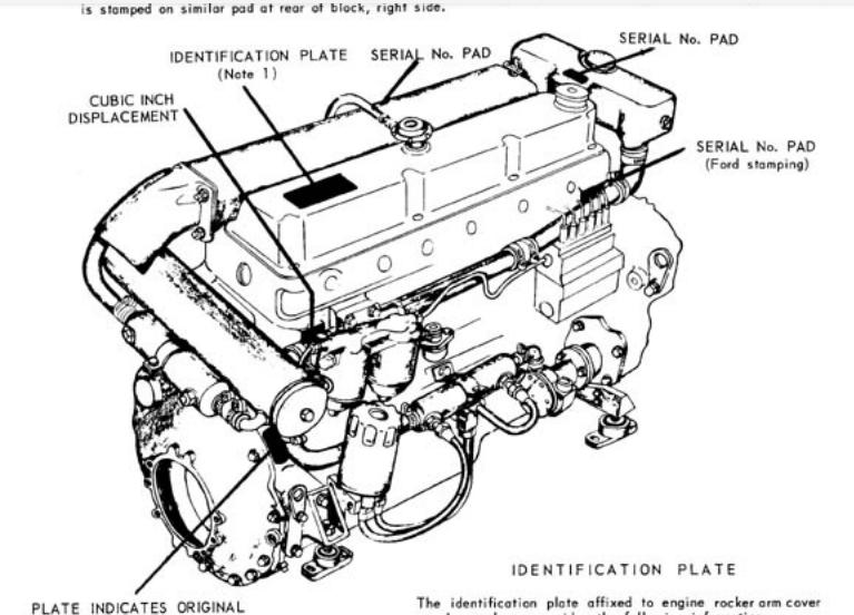 Lehman Marine Diesel Engine 4d242 4d254 6d363 6d363tc 6