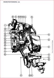 Perkins 4.107M 4.108M & 4.99M Diesel Marine Engine Shop