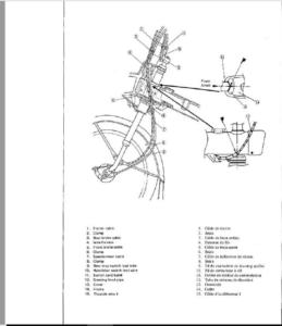 Yamaha Towny Mj50 Scooter Digital Workshop Repair Manual