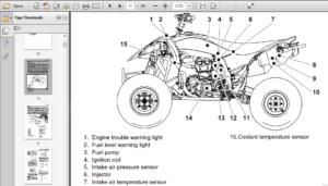Yamaha Yfz450r Yfz450ry 2007 Full Service Repair Manual
