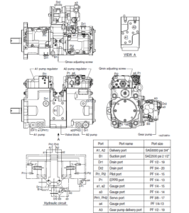Hyundai HX130LCR Crawler Excavator Service Repair Manual