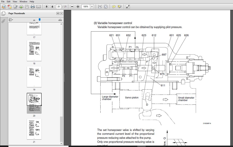 Hyundai R220NLC-9A Crawler Excavator Service Repair Manual