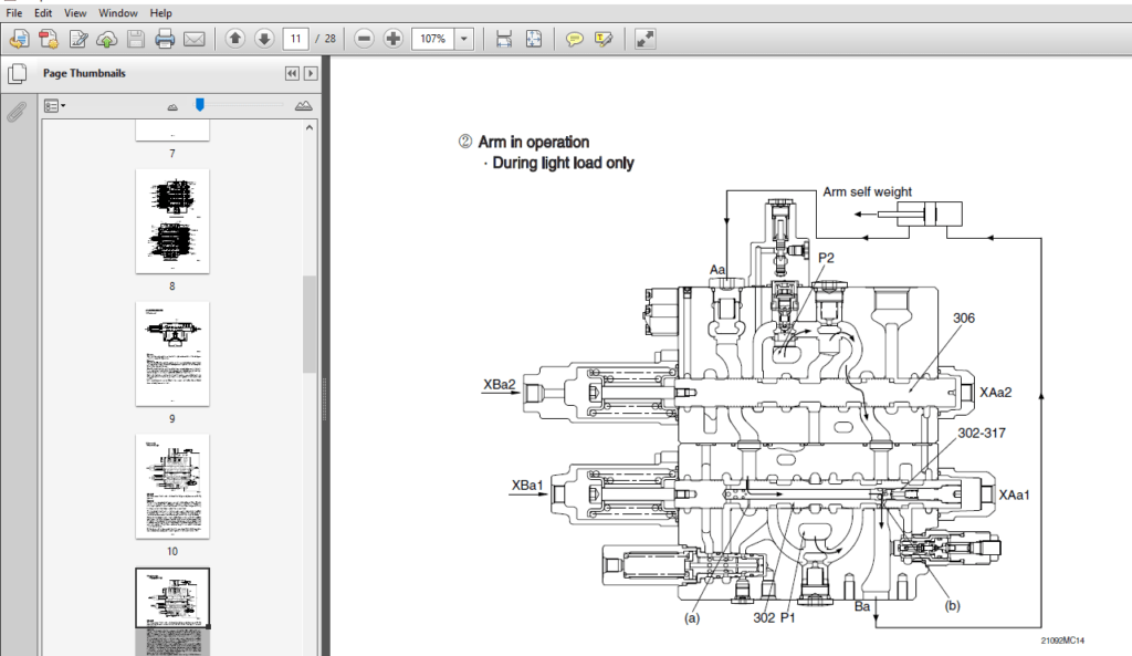 Hyundai R330LC-9A Crawler Excavator Service Repair Manual