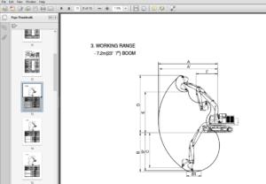 Hyundai R800LC-7A Crawler Excavator Service Repair Manual