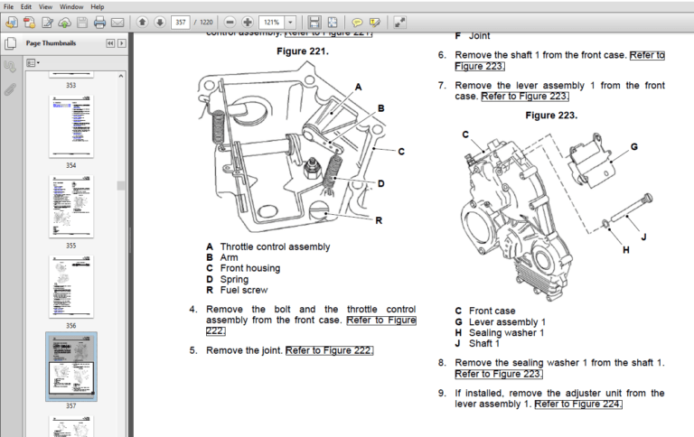 Jcb COMPACT EXCAVATOR 15C-1, 16C-1, 18Z-1, 19C-1, 19C-1 PC