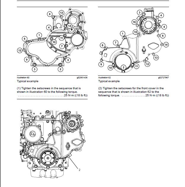 Perkins 854E-E34TA, 854F-E34T and 854F-E34TA Industrial