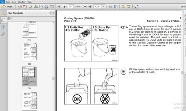 CUMMINS M11 Series Engines (STC, CELECT™, CELECT™ Plus