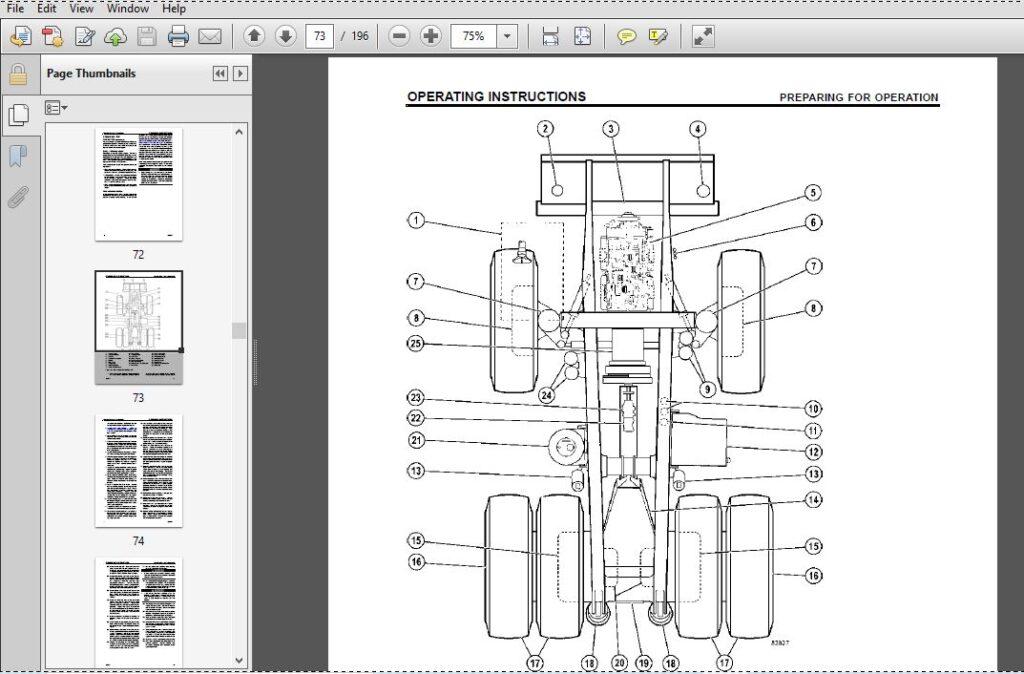 KOMATSU 860E-1K Dump Truck Operation & Maintenance Manual