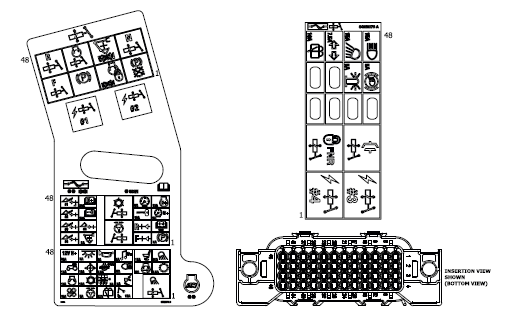 CASE 580SN, 580SN-WT AND 590SN ELECTRICAL SCHEMATIC