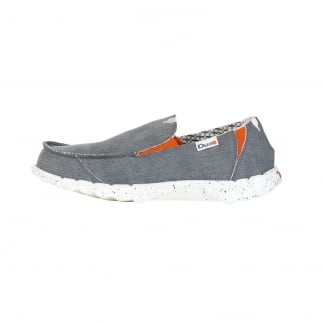 Grey Slip On Shoes For Women