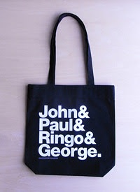 John and Paul and Ringo and George