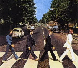 Abbey Road album cover