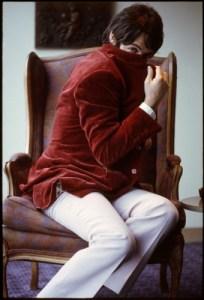 Paul McCartney photographed by Linda Eastman, 1967