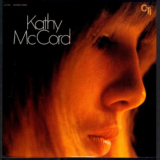 """Kathy McCord's LP, featuring her Beatles cover, """"I'm Leaving Home"""""""