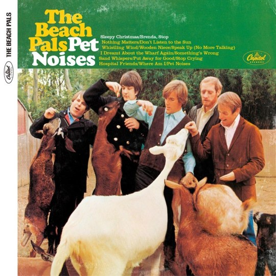 Pet Sounds parody cover