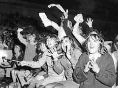 Measured at up to 114 decibels, girls screaming for the Beatles could have drowned out a 707 in full flight (100 decibels).