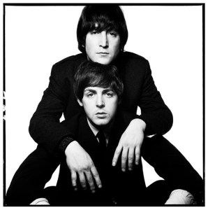 Lennon and McCartney Bailey 1965