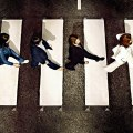 Abbey Road above