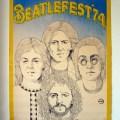 Beatlefest 74 poster