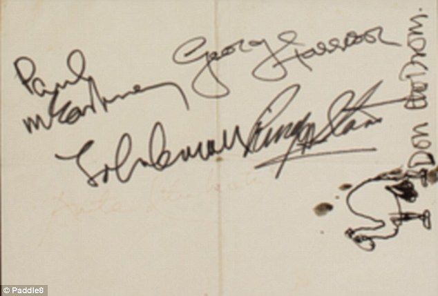 Beatles petition Mick Jagger A Clockwork Orange signatures