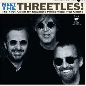 Meet The Threetles cover