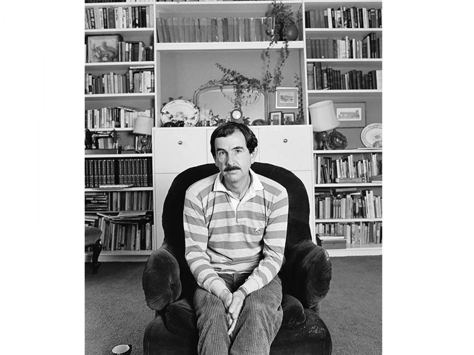 Hunter Davies in 1980
