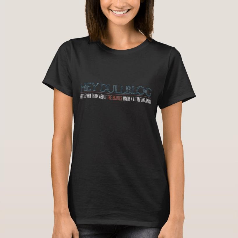 Dullblog t-shirt