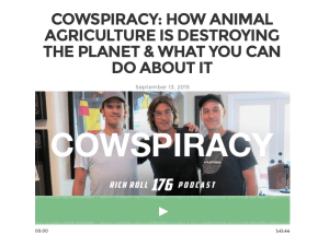 Cowspiracy_Podcast