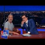 cue Jon Stewart