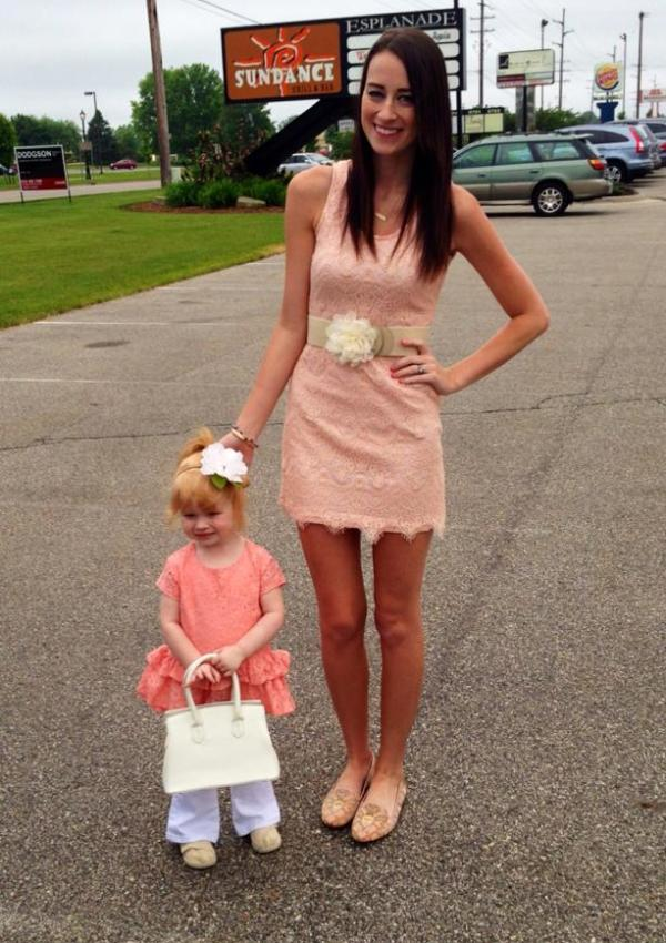 Father's Day: Pastels, Lace, and Flowers