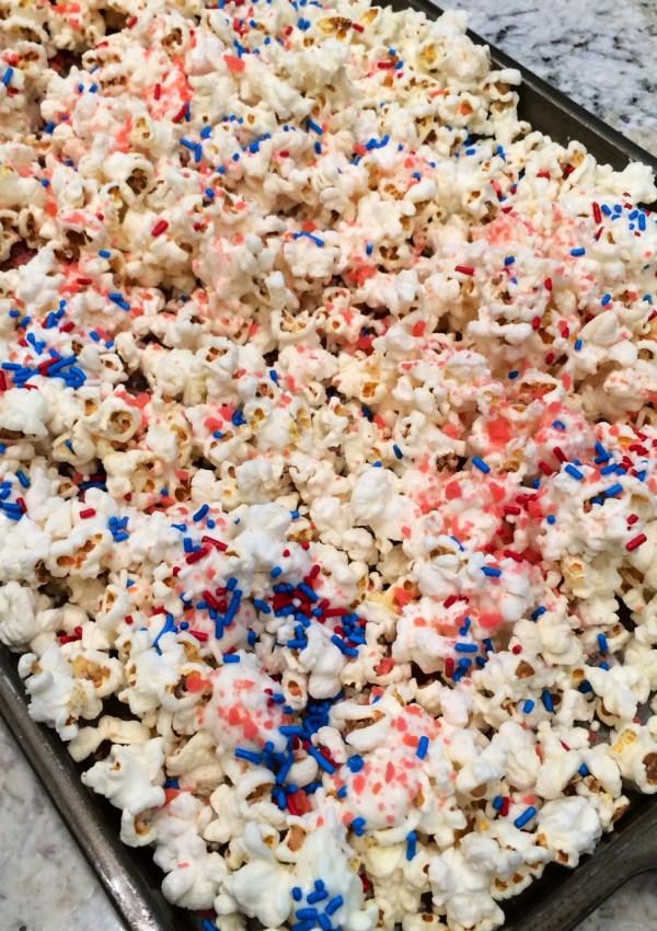 Firecracker Popcorn