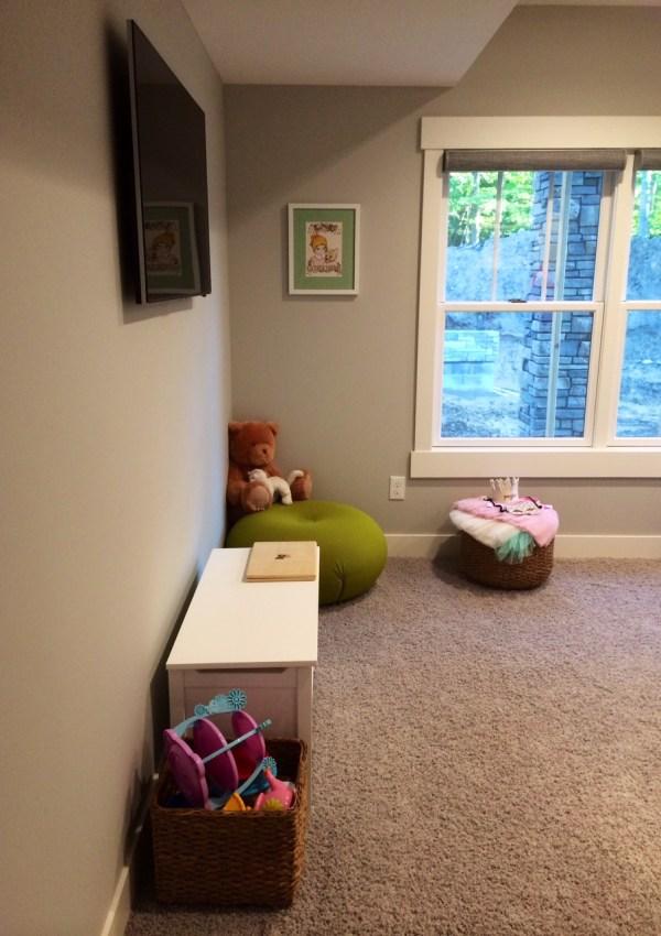 Peyton's Big Girl Room