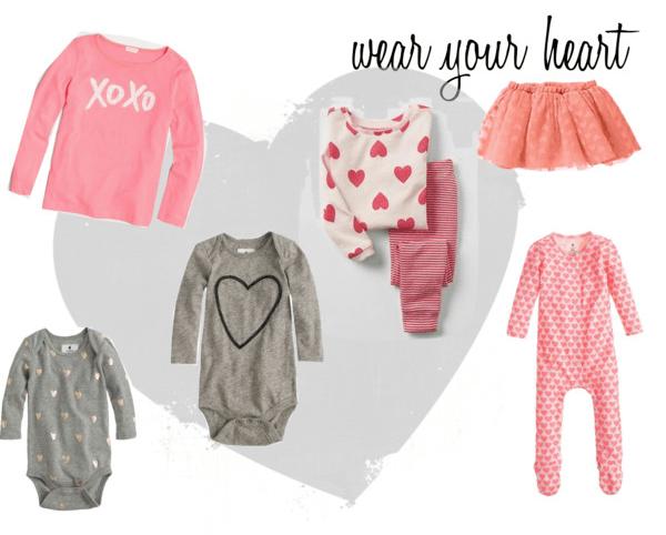 Wear Your Heart :: Valentine Style