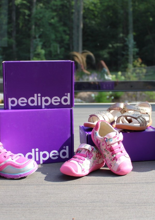 Back-to-School with Pediped