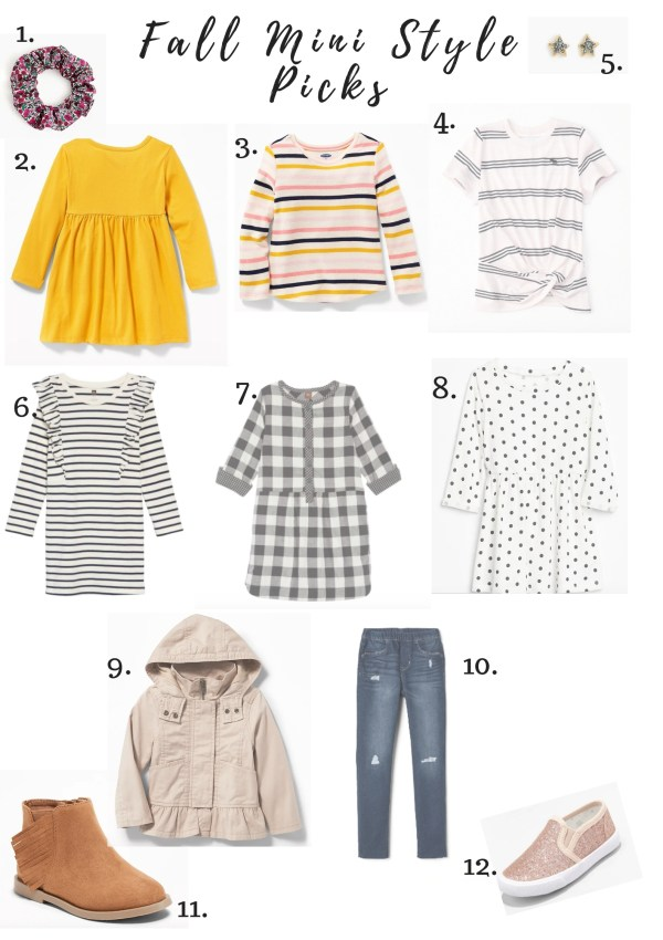 Fall Mini Style Picks