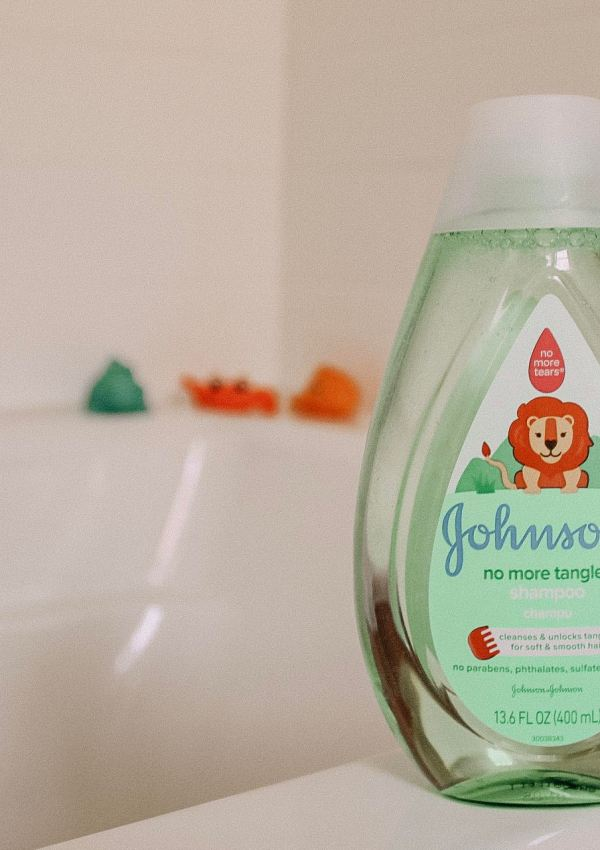 Three Cheers for No More Tears® with JOHNSON'S