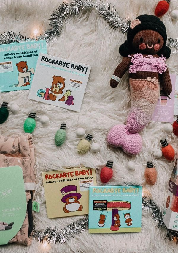 Holiday Gift Guide: Baby's First Christmas