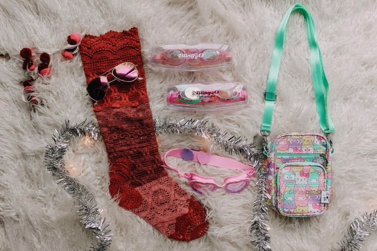 kids christmas stocking gift guide blind bags