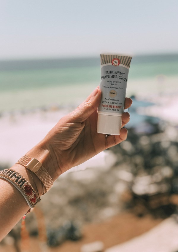 Have Safe Sun with First Aid Beauty