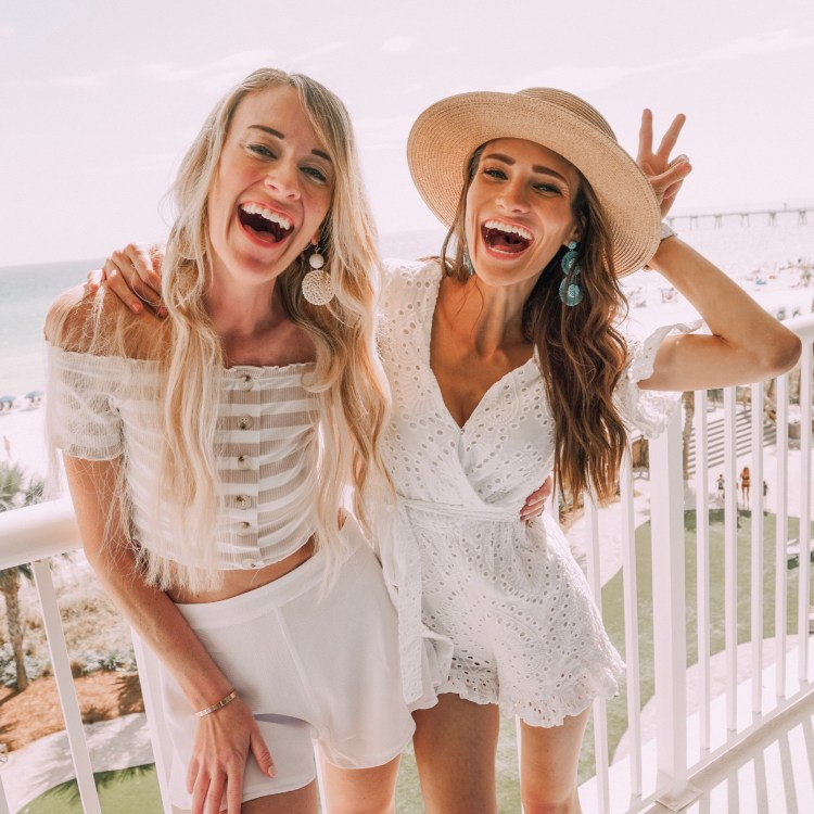 superdown revolve fashion travel blog wore in okaloosa island