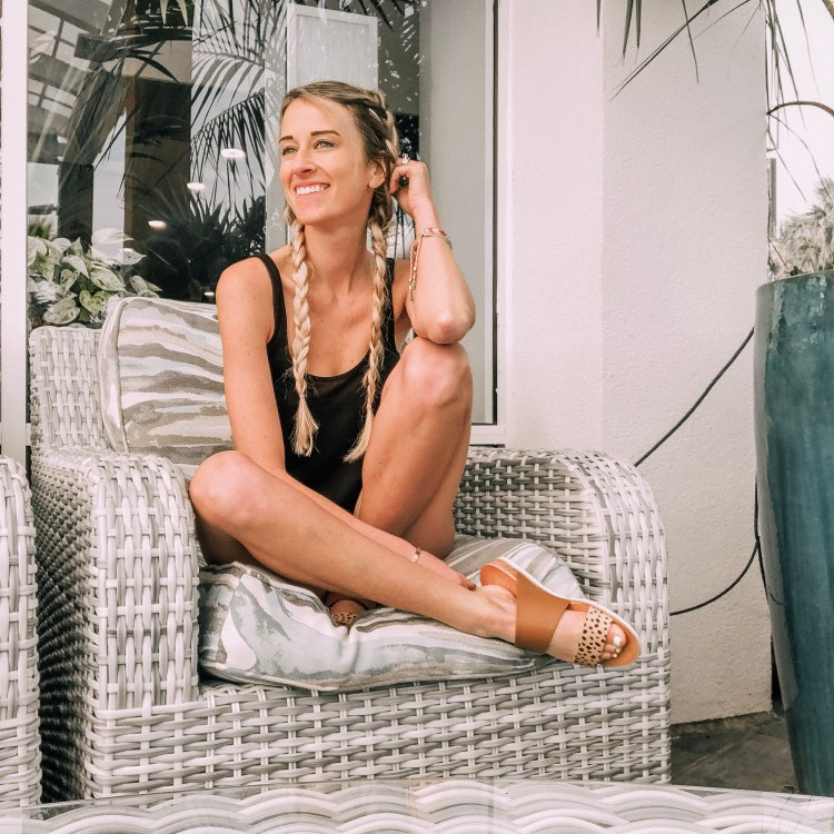 z supply romper fashion travel blog wore in okaloosa island