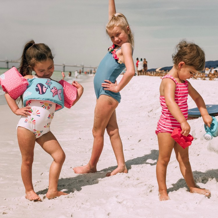 hanna andersson kids fashion wore in okaloosa island