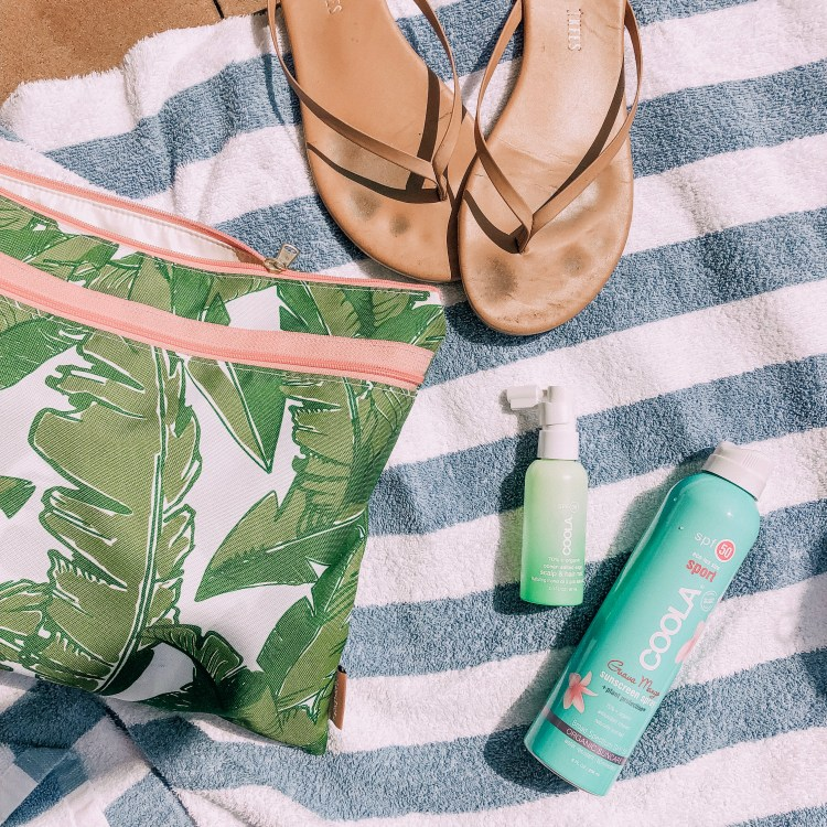 coola scalp and hair mist review blogger
