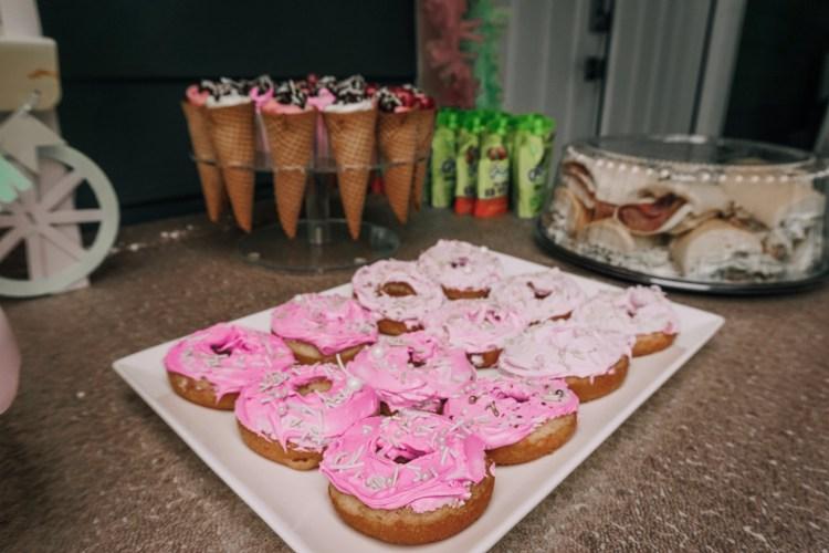 heyitsjenna ombre donuts DIY