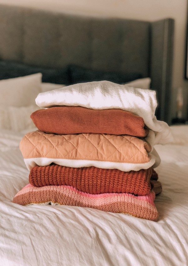 Seven Sweaters to Get You Through Fall