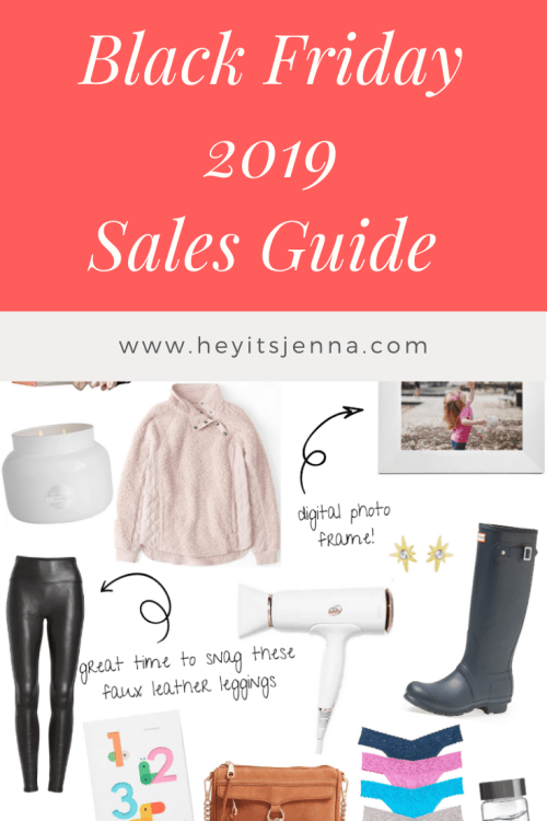 Black Friday 2019 Sales Guide