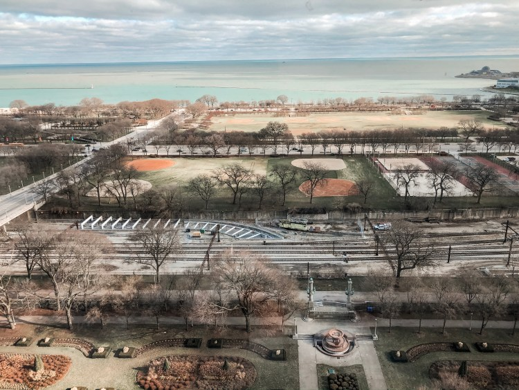 Chicago Hilton grant park family travel review