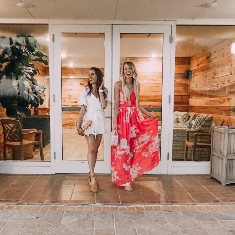 pink lily boutique maxi dress spring break